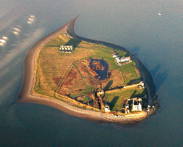 Piel Island and Castle, Barrow-in-Furness