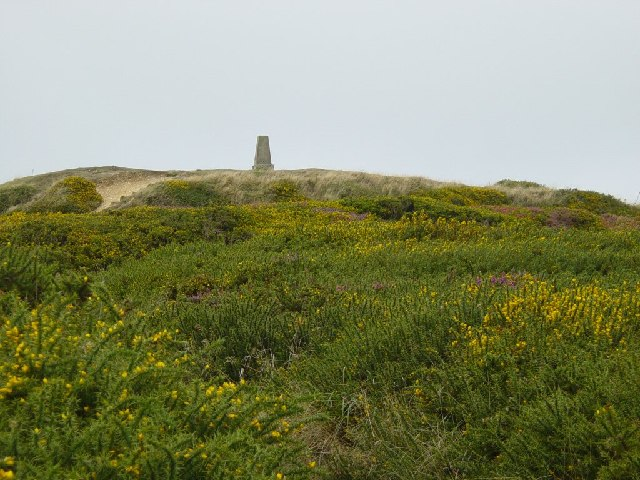 Abbotsbury Castle Trig Point