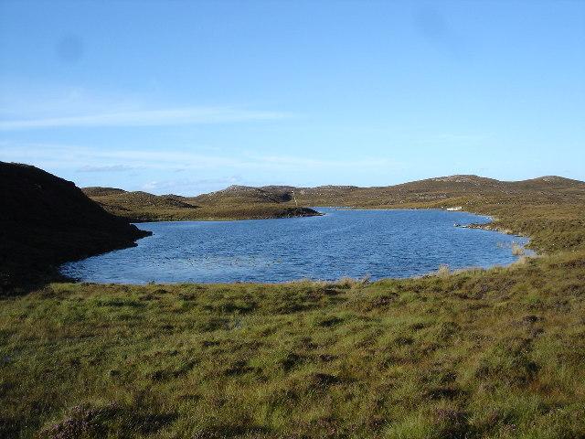Loch Allt Eoin Thomais