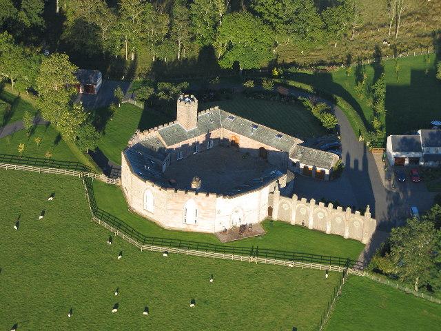Fort Putnam, Greystoke, nr Penrith, Cumbria