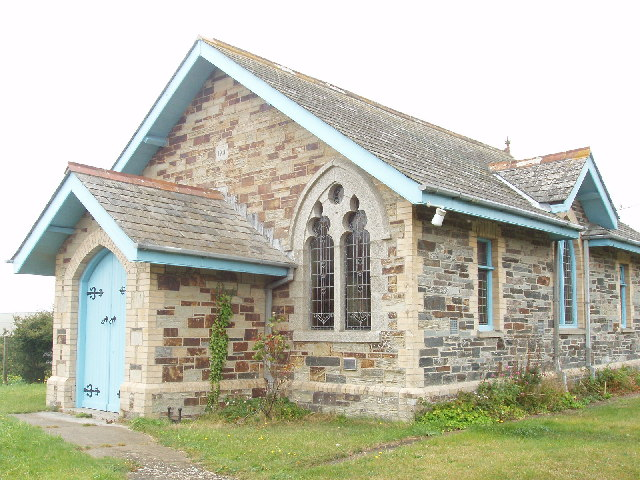 Trevone Methodist Chapel