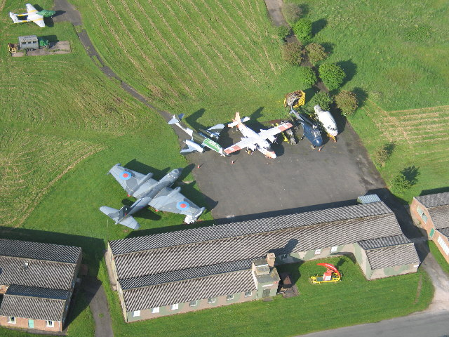 Solway Aviation Museum, Carlisle Airport, Cumbria