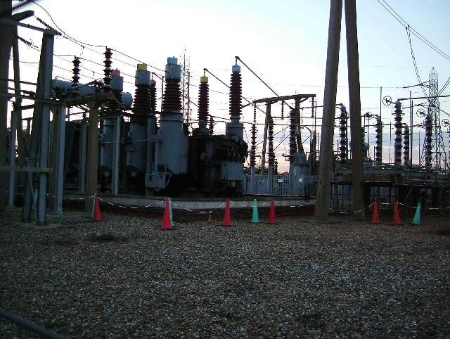 Creekmouth Substation