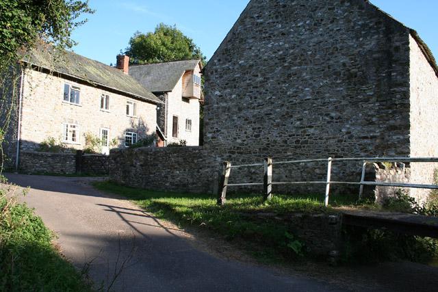 Luppitt: Luppitt Mill
