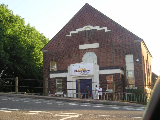 New Life Church, New Bradwell, Milton Keynes