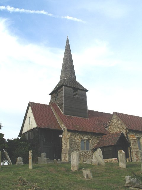 St Nicholas church - Laindon