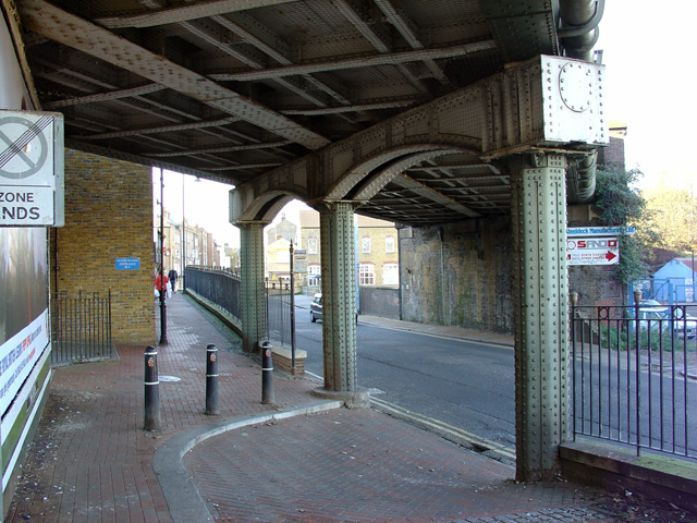 Railway Bridge, Rochester
