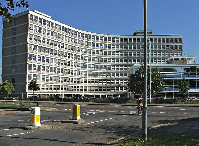Former UDT Headquarters in Cockfosters