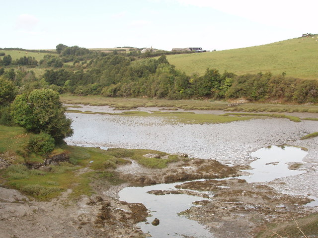 Oldtown Cove, near Padstow