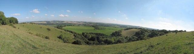 Beacon Hill panorama 2