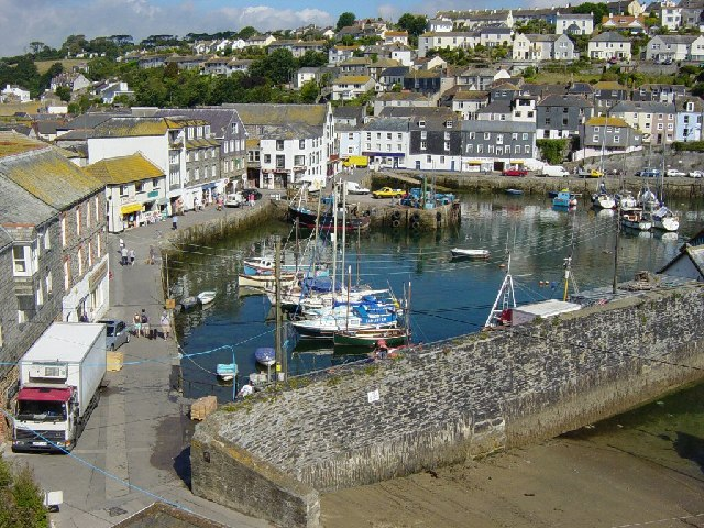 Mevagissey and the Inner Harbour