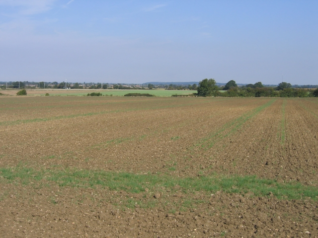 View from Edworth Road, Langford, Beds