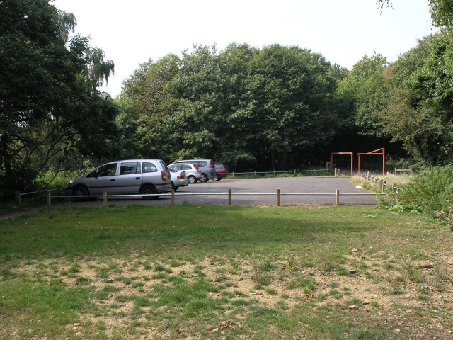 Tilberstow Hill Car Park and Viewing Area