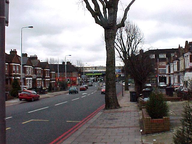 South Circular Road
