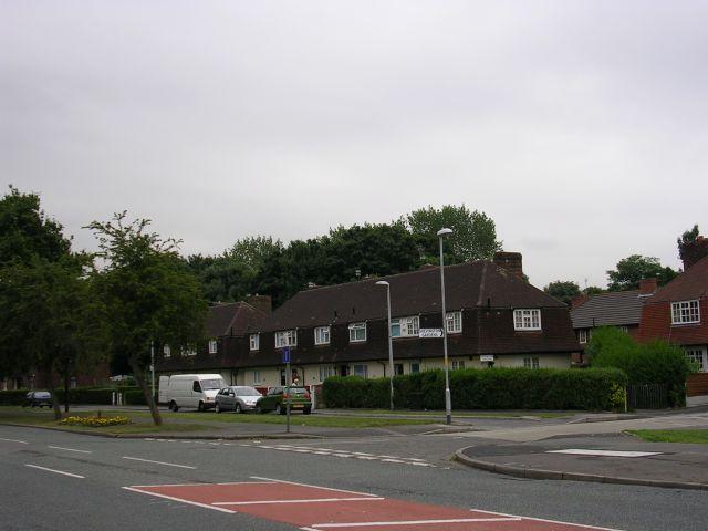 Sale Road, Northenden