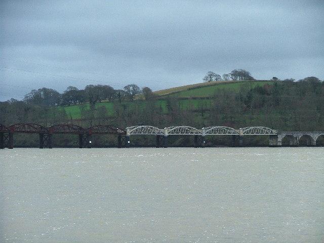 Tavy Bridge, near Plymouth