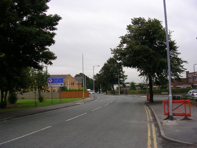 Longley Lane, Northenden