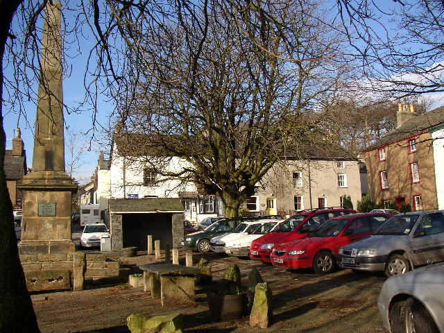 The Square, Broughton-in-Furness