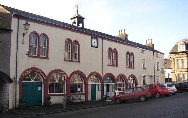 The Town Hall, Broughton-in-Furness