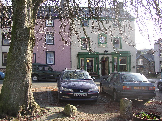 The Manor Arms, The Square, broughton-in-Furness