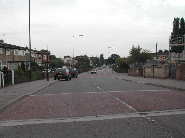 Council Estate, Cockington Road, Bilborough