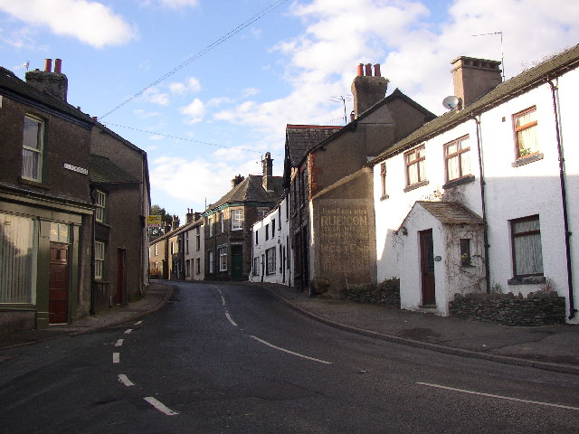 Church Street, Broughton-in-Furness