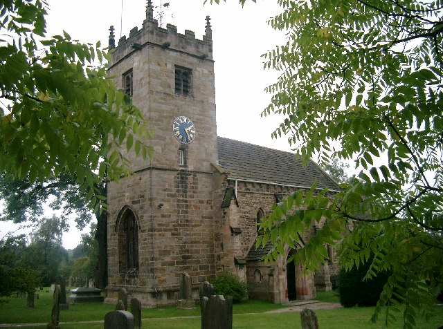 St Oswald's Church, Collingham