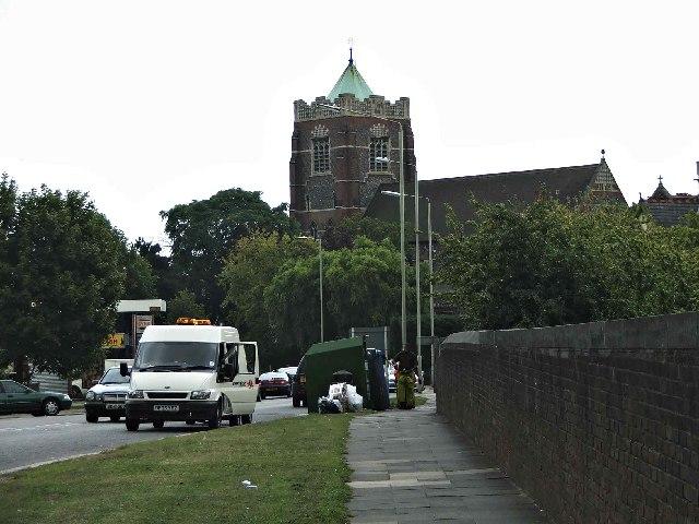 St John's, Palmers Green