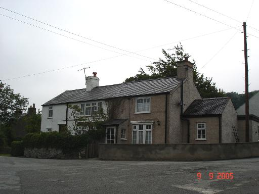 Cottages at Brymbo
