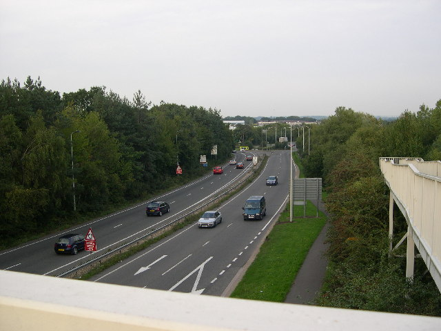Charles Watts Way A334