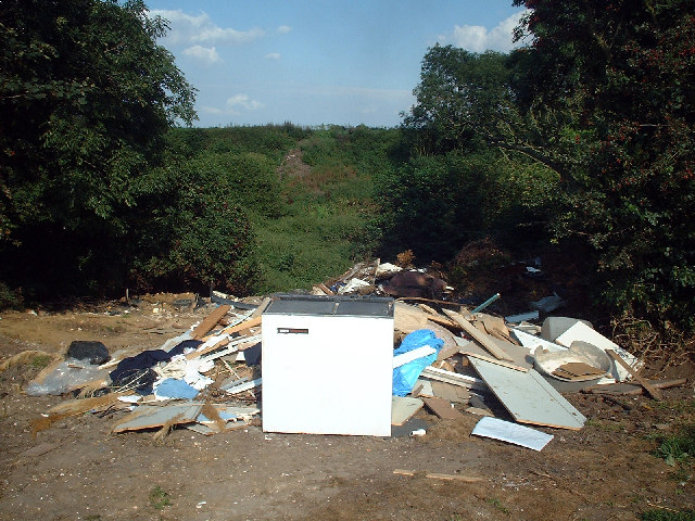 The Old Rubbish Tip - Saxby All Saints
