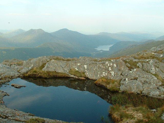 Towards Loch Arkaig