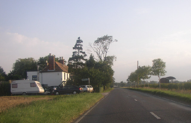 Dullingham Road, Brinkley, Suffolk