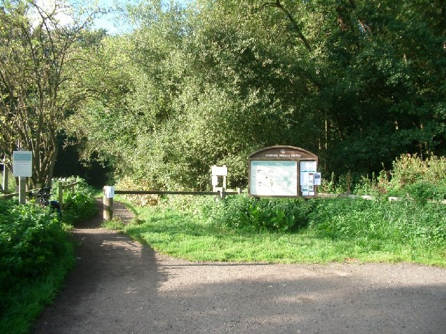 Entrance to Arbrook Common