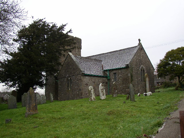 Reynalton Church
