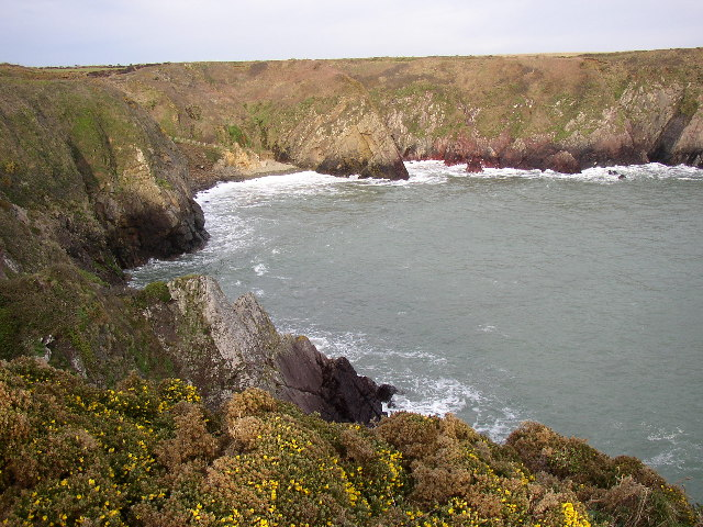 Caerfai Bay, St David's