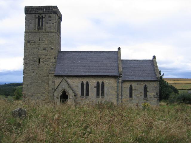 Wharram le Street church, Yorkshire