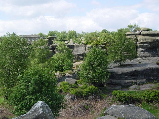 Brimham Rocks, Nidderdale