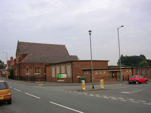 Haydock Methodist Church