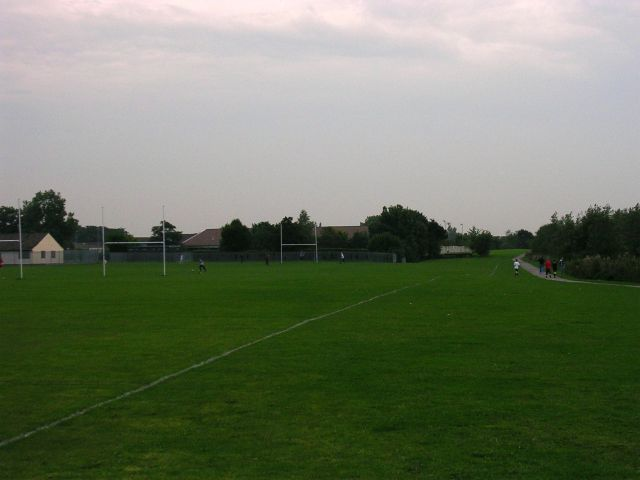 Playing Fields, Haydock