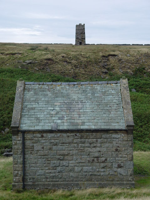 Surveying Tower, Hardcastle Moor