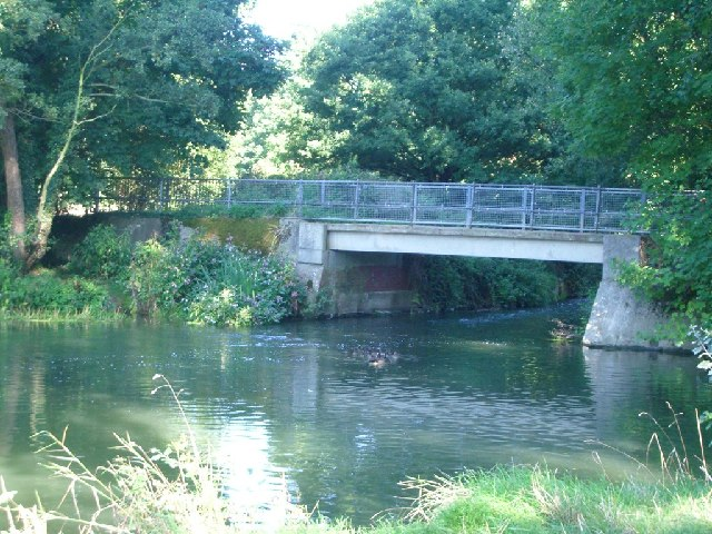 Bridge over the River Mole