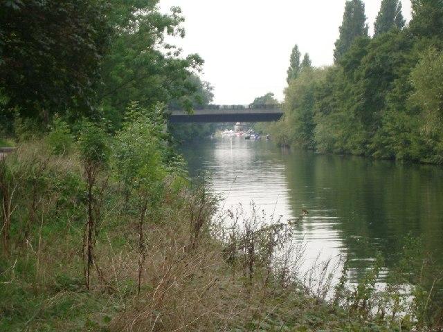 Desborough Channel (River Thames)
