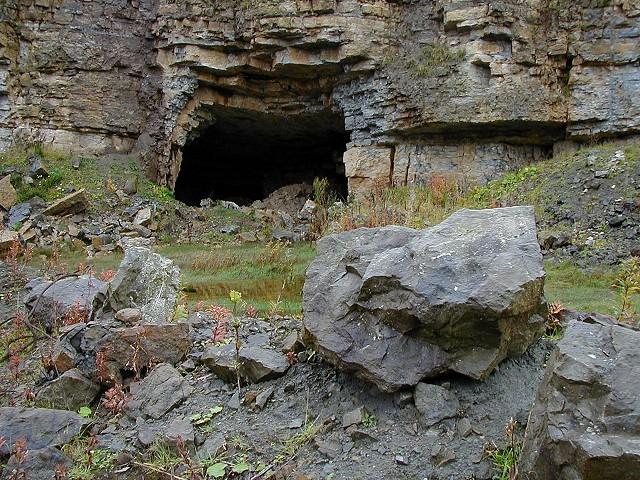 Middleton Limestone Quarry