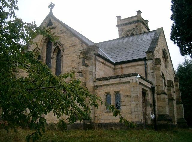 St. Luke's Church, Clifford