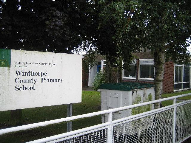 Winthorpe County Primary School