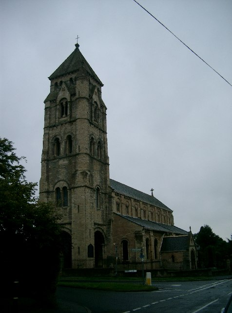 Roman Catholic church of St. Edward King And Confessor, Clifford