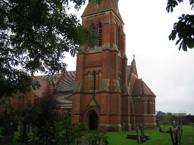 All Saints Church, Winthorpe