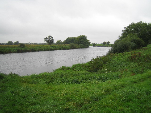 The Trent at Winthorpe