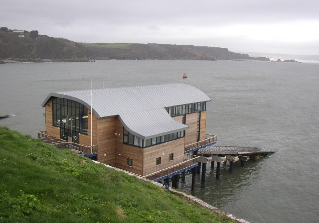 New Lifeboat Station, Tenby